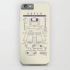 Super Entertainment System (light) iPhone 6s Slim Case