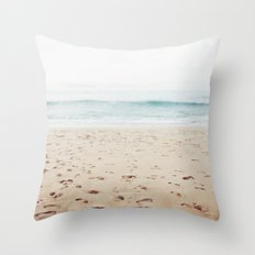 Guadalupe Beach Throw Pillow