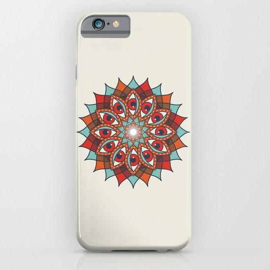 Bali Eyes 1 iPhone & iPod Case