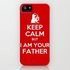 Keep Calm Slim Case iPhone (5, 5s)