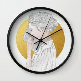 PEDROLIRA (Margot) Wall Clock