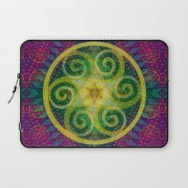Ancient Harmony Laptop Sleeve