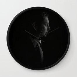 'The Spiritualist' (c)Joel Stephen Birnie 2013 Wall Clock