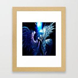 Angel Bid Framed Art Print