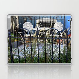 afternoon tea in DC Laptop & iPad Skin