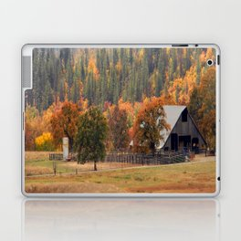 Fall beauty in Hayfork, California..... Laptop & iPad Skin