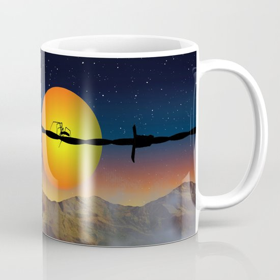 Step out of your comfort zone Mug
