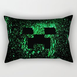 Creeper Rectangular Pillow
