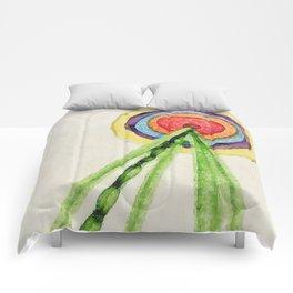 Constellation (Detail) Comforters
