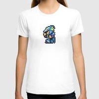 final fantasy T-shirts featuring Final Fantasy II - Kain by Nerd Stuff