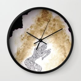 The Cave of Reveries Wall Clock