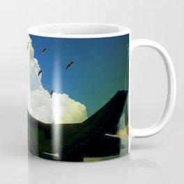 The Jet by Toast Coffee Mug