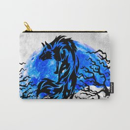 WOLF OF THE NIGHT Carry-All Pouch