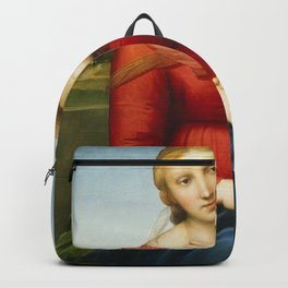The Small Cowper Madonna Backpack