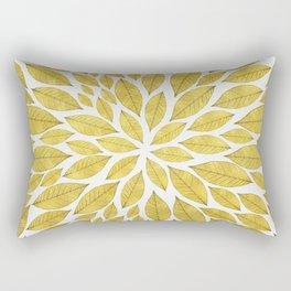 Petal Burst #25 Rectangular Pillow