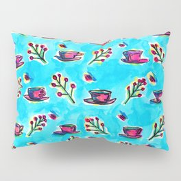 Cuppa For Your Soul Pillow Sham