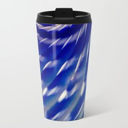 Shelled Blue Travel Mug