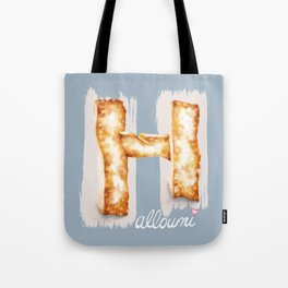 Halloumi cheese Tote Bag