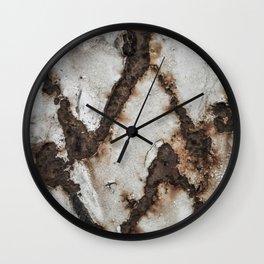 Zigzag Wall Clock