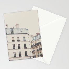 Paris architecture photograp Stationery Cards
