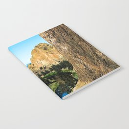 Rocks + River // Hiking Mountains Colorado Scenic View Landscape Photography Forest Backpacking Vibe Notebook