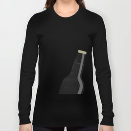 Beer is the answer but I can't remember the question Long Sleeve T-shirt