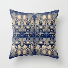 Chief. Throw Pillow