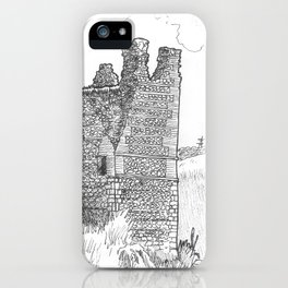Ruins iPhone Case