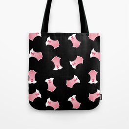 Cute Pink Corsets Tote Bag