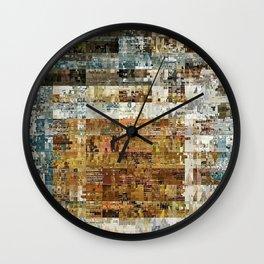 Platter Wall Clock