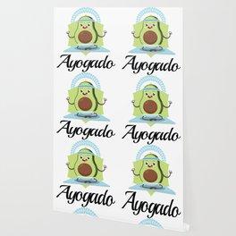Ayogado   Yoga Avocado Wallpaper
