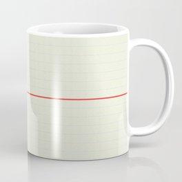 Paper Love - II Coffee Mug