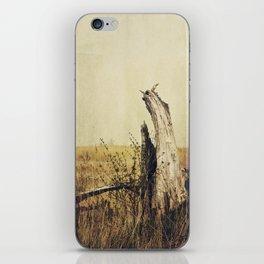 Marsh Tree iPhone Skin