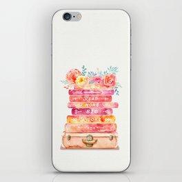 Read More Big Books iPhone Skin