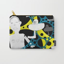 snail attack Carry-All Pouch