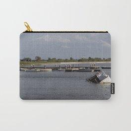 Sunken Ship, Davis Islands, Tampa, FL Carry-All Pouch