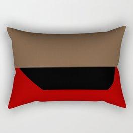 Uhura - Star Trek The Original Series TOS - Trektangle - Trektangles - Nyota Uhura - startrek Rectangular Pillow