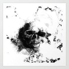 Skint Art Print