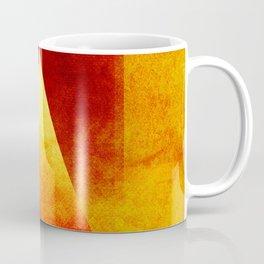 Triangle Composition VI Coffee Mug