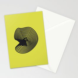 Swirl again Stationery Cards