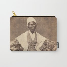 Sojourner Truth Vintage Photo, 1863 Carry-All Pouch