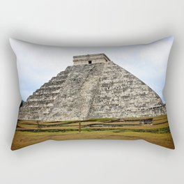Chichén Itzá Rectangular Pillow
