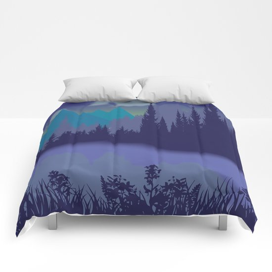My Nature Collection No. 21 Comforters