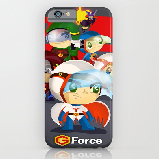G force iPhone & iPod Case