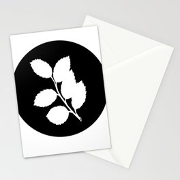 Ash Leaves Stationery Cards
