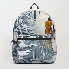 The Lamppost Backpack