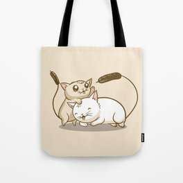 CatTails! Tote Bag
