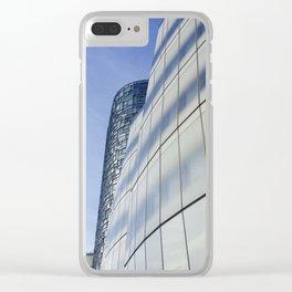 IAC Building & 100 Eleventh Avenue Clear iPhone Case