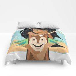 Lucky Bob Comforters