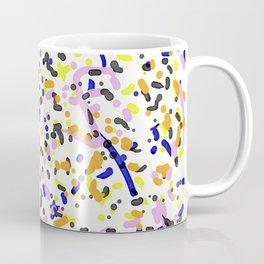 Watercolour Splatter Pattern - Abstract, contemporary art Coffee Mug